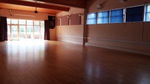 chalk parish hall perkins room 1